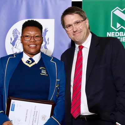 Anesipho is WP essay-writing champ