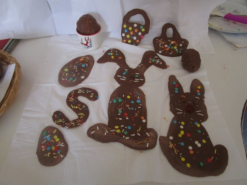 Get busy in the kitchen with easy Easter fun