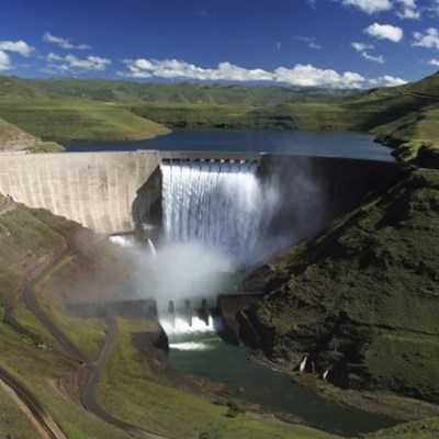 Lesotho water project important for SA, Lesotho socio-economic prospects