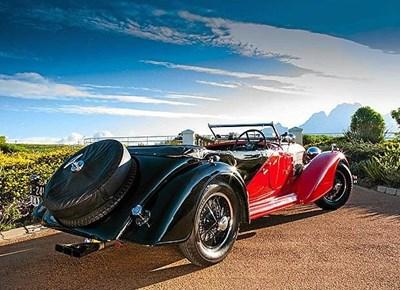 Austro-Daimler collection