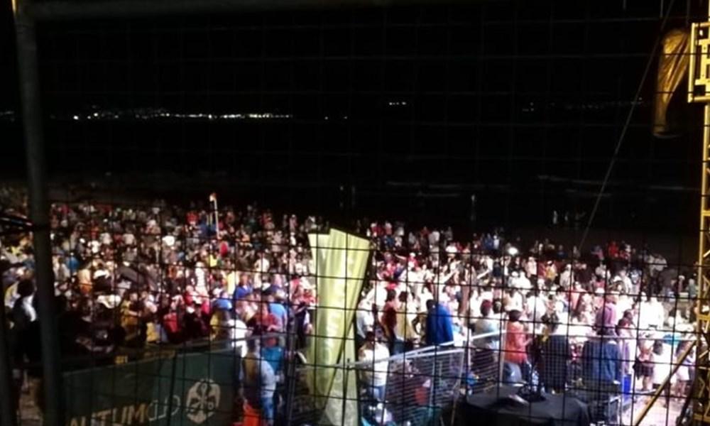 Crowds love second MosJazz Festival