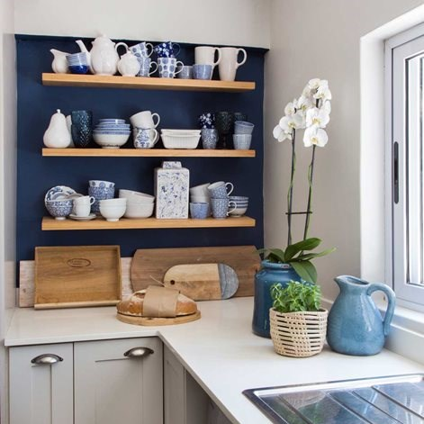 Ideas for organising your kitchen
