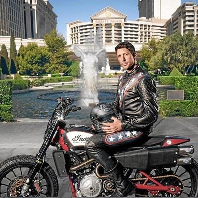 Outdoing Evel Knievel