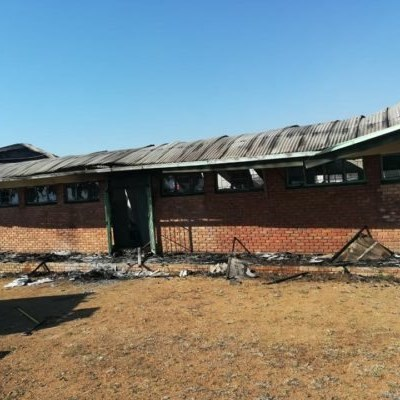 Torched Mpumalanga schools still not fixed