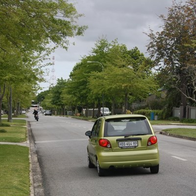 Caledon Street road works update