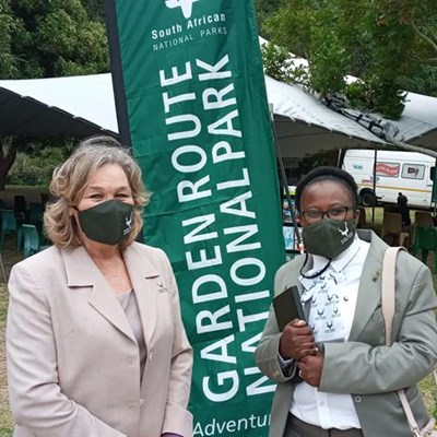 National Parks Week in the Garden Route