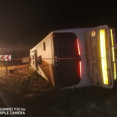 3 Killed in Plett bus accident