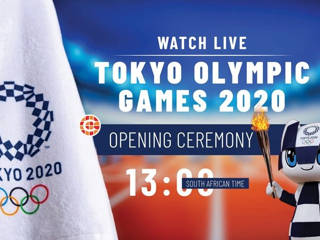 Tokyo Olympic Games 2020 opening ceremony