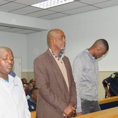 Molosi murder: Accused plead not guilty