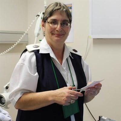 George Hospital nurse scoops award