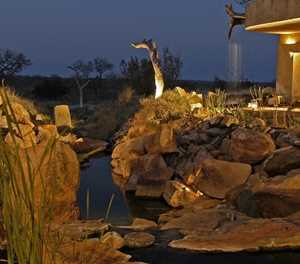 Sabi Sabi Earth Lodge: A unique lodge of the world