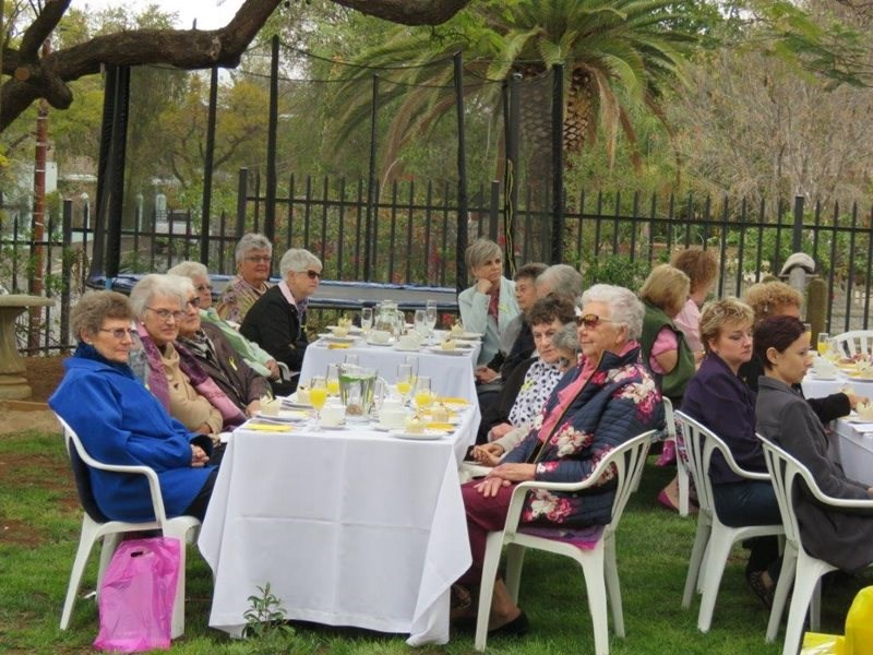 Koppies vol omgee by 'Cuppa for Cansa'