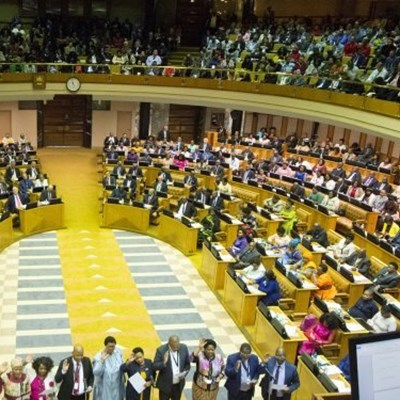 Why parliament is such a comfy workplace