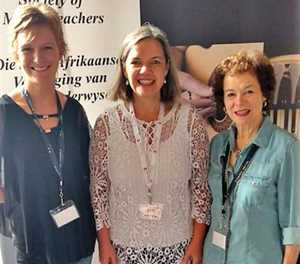 UHS staff attend music teachers' conference
