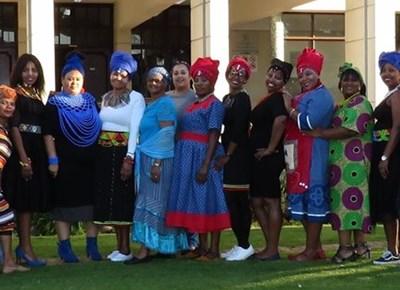 Municipality celebrates Africa Day
