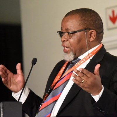 ANC doesn't appoint judges, it recommends, says Mantashe
