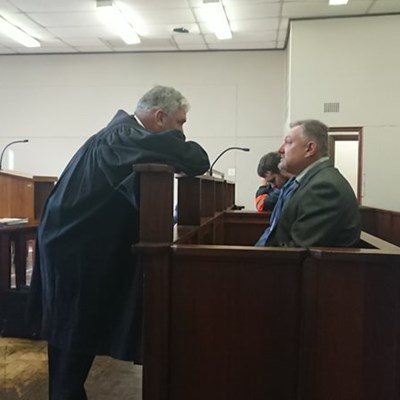 Vanderbijlpark father who shot and killed his son back in court