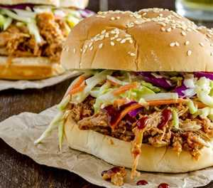 Try this delicious slow-cooked pulled pork
