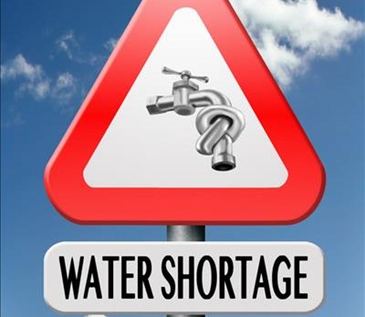 Water rationing happening in Cape Town