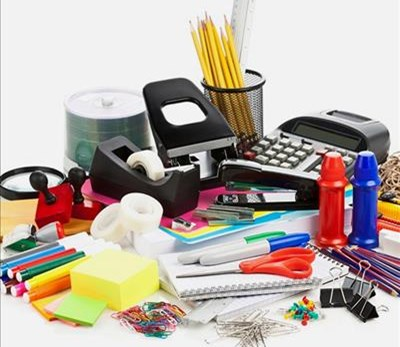 Donate stationery to children in need