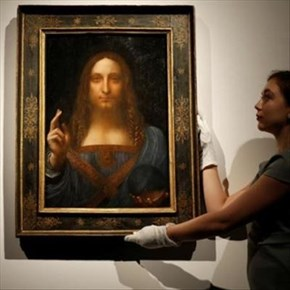 Da Vinci portrait sells for record R6,4 billion