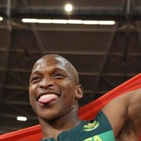 Manyonga leads World Indoor squad