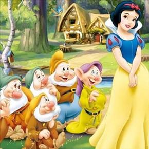 'Snow White & the 7 Dwarfs' 80th anniversary