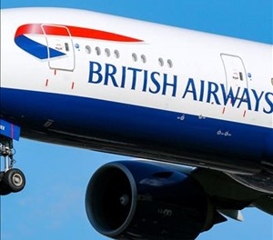 british airways operational environment