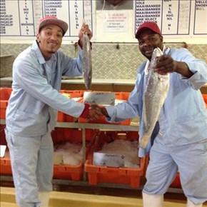 Locals in fishing industry retain jobs