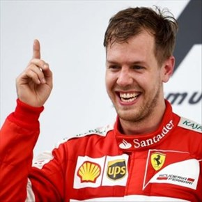 Slow puncture caused Vettel's blowout