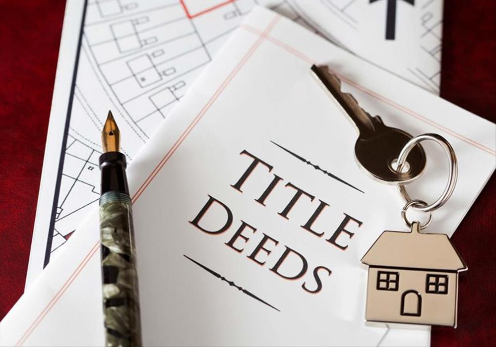 "digest in land titles and deeds The civil code provides, however, that ""titles of ownership, or other rights over immovable property, which are not duly inscribed or annotated in the registry of property (now registry of land titles and deeds) shall not prejudice third persons""."
