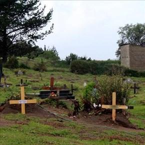 Sedgefield cemetery deadlock