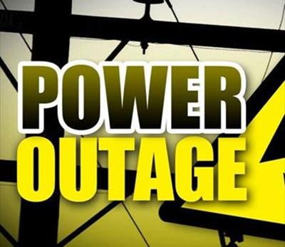 Power interruption for Glen barrie