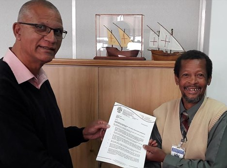 Munisipaliteit beantwoord Icosa-kwellings