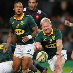 Cronje is key for Jantjies