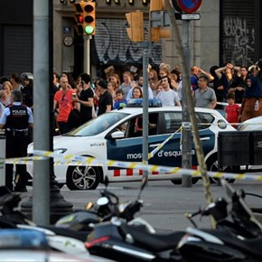 Barcelona van terror attack – 13 dead, scores injured