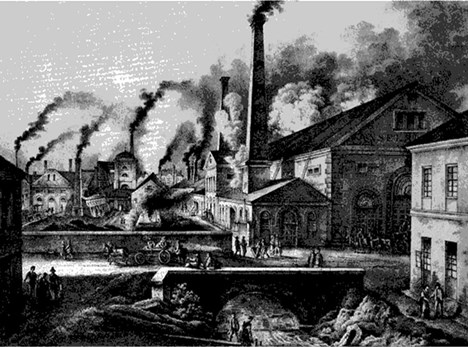 Catch a glimpse of the industrial revolution