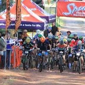 Spur Schools MTB League riders