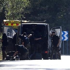 Barcelona suspected van killer shot dead by police