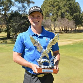 Conradie claims IGT hat-trick at Wingate Park