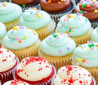 Fancourt cupcake icing drive