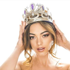 Demi-Leigh for Miss Universe, Adè for Miss World