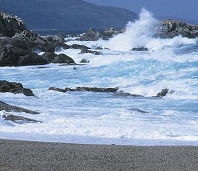 Spring tide warning