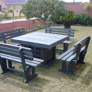 Recycled Plastic Products For Your Garden And Patio