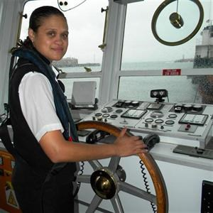 Woman at the helm | Mossel Bay Advertiser