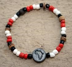 Rhino Force S Red Black And White Beaded Bracelet Remains Sa Best Ing Accessory Maintaining Unprecedented Success In Raising Awareness