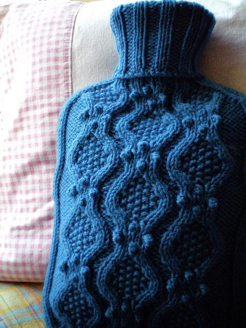 DIY - making a cosy hot water bottle cover | Mossel Bay Advertiser