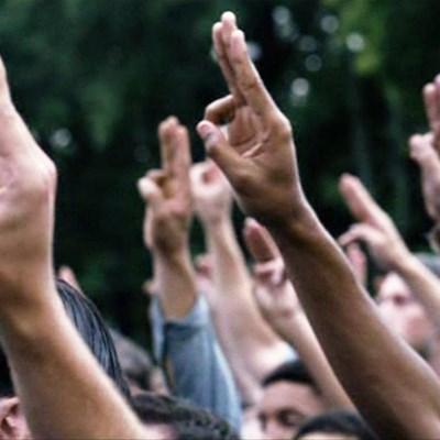 Hunger Games Salute Becomes Symbol Of Thai Resistance Knysna Plett