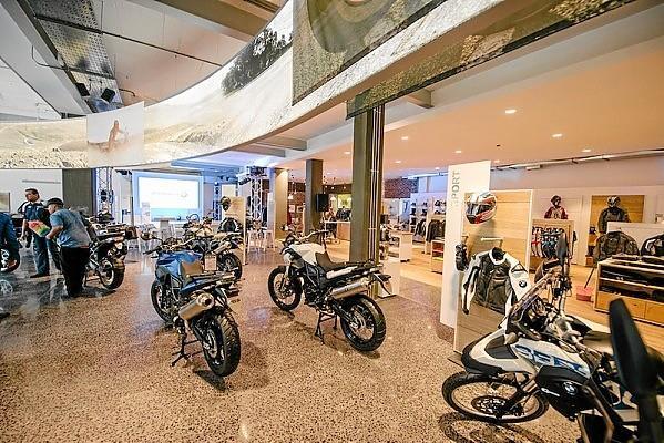 Bmw Opens First Special Motorrad Store Knysna Plett Herald