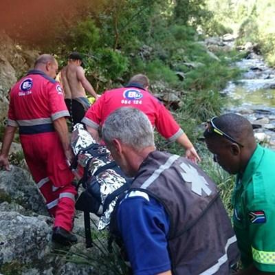 Woman injured in Saasveld kloofing accident | George Herald